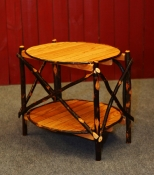 2 Tier End Table (Round)