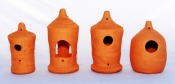 Bird House and Bird Feeders