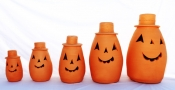 Jack-O-Lanterns, Tall